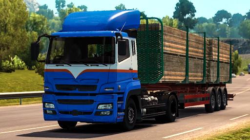 Indian Mountain Heavy Cargo Truck screenshot 9