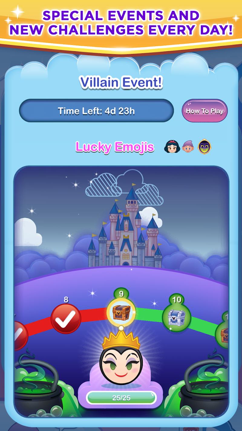 Disney Emoji Blitz Screenshot 13