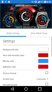 Booster Watch Face- screenshot thumbnail