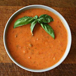 Sweet Tomato Basil Bisque