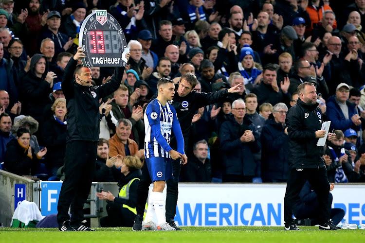 """Leandro Trossard retrouve l'adversaire """"le plus coriace"""" qu'il ait croisé en Premier League"""