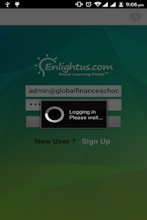 Enlightus screenshot