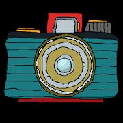 Cartoon vision camera
