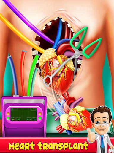 Heart  Surgery  Doctor  ER  hospital  Simulator 1.0 screenshots 5