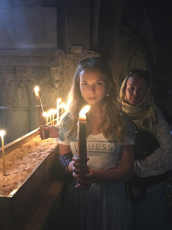 Экскурсия в Иерусалиме с гидом Светланой Фиалковой
