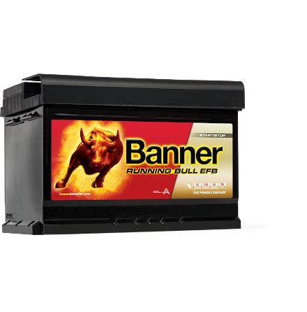 Banner Running Bull -EFB 12v 65Ah 56512