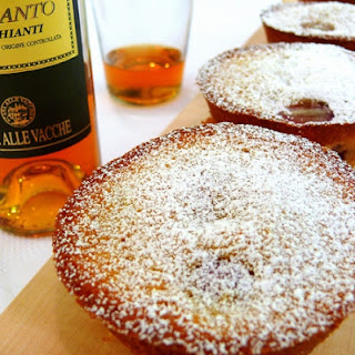 Individual Grape and Vin Santo Cakes Recipe