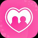 Mjoy - Free Random Video Chat icon