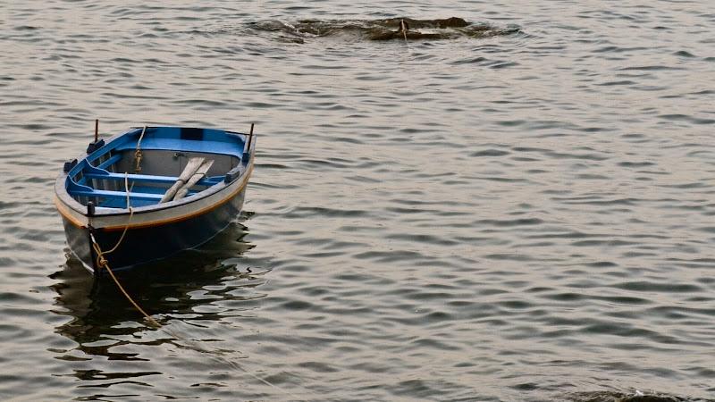 Vecchia barca a remi di federicopizzonia