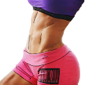 Waist Slimming Abs Workout icon