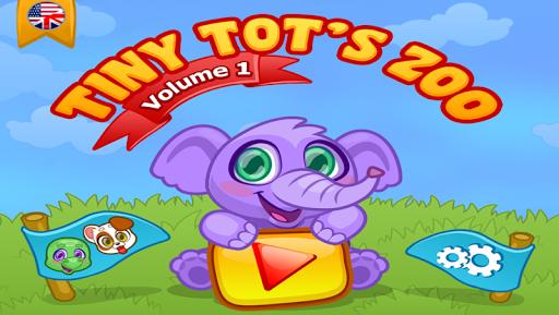 Tiny Tots Zoo Volume 1