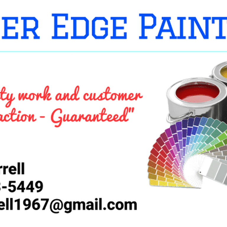 finer edge painting - painting in belleville