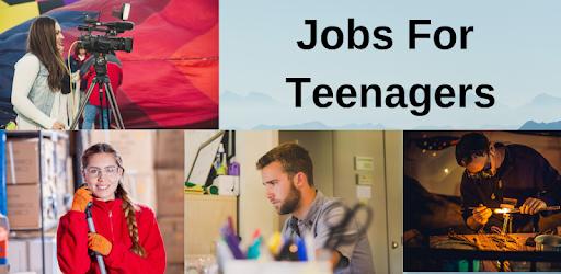 teilzeit jobs und teens
