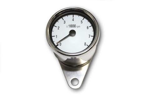 Classic varvräknare 60mm elektronisk 8000 rpm