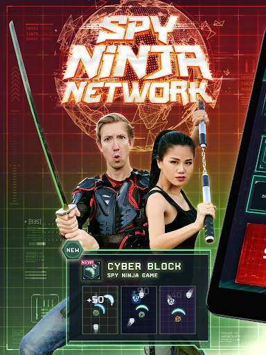 Spy Ninja Network - Chad & Vy android2mod screenshots 17