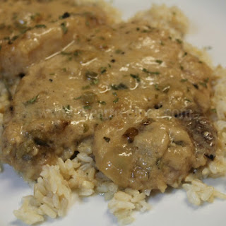Smothered Pork Chops and Gravy