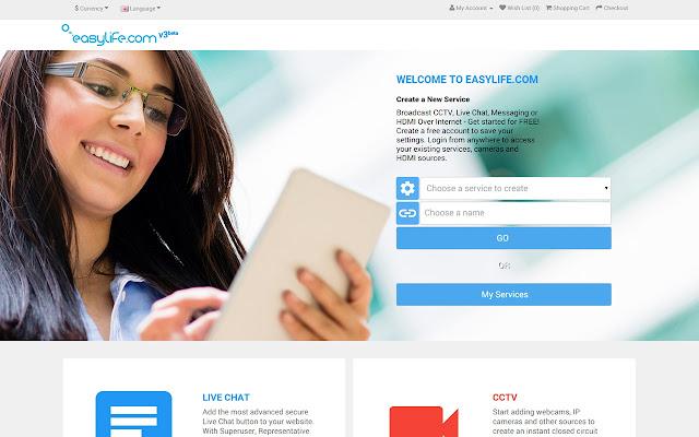 Easylife Screen Share Full HD 1080