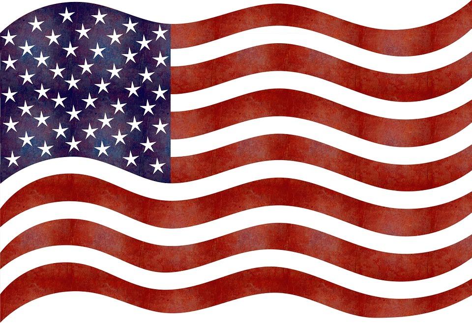 American Flag, Flag, American, ...