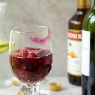 Lazy Girl Sangria.