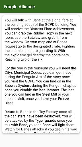 Arkham Knight Subway Map Freeze.Download Guide For Batman Arkham City Google Play Softwares