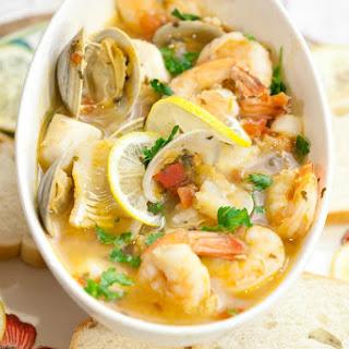 Tuscan Seafood Stew