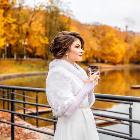 Wedding photographer Natasha Maksimishina (Maksimishina). Photo of 21.10.2017