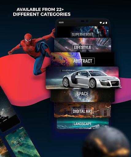 Wallpapers Ultra HD 4K 2.9 screenshots 2