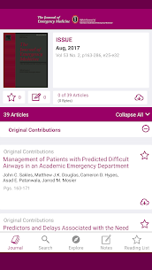 Journal of Emergency Medicine 7.6.0 Mod APK Updated Android 3
