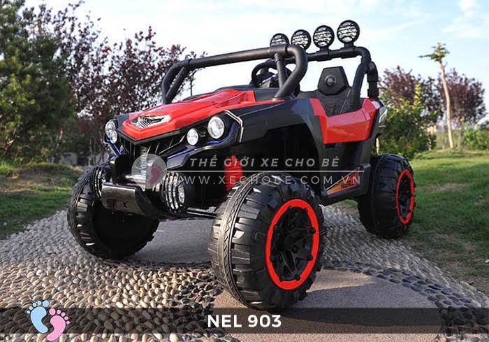 Xe ô tô điện địa hình NEL-903 4 động cơ 5
