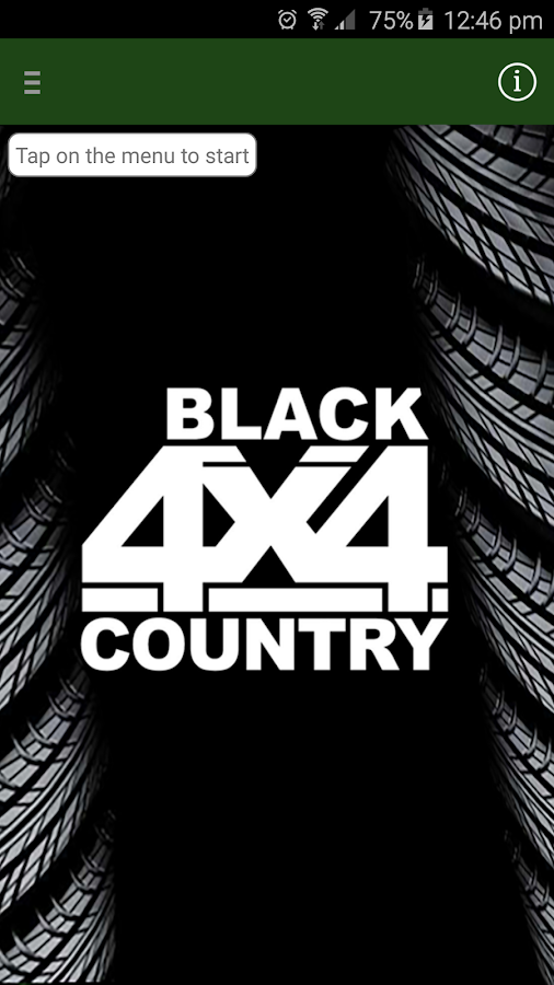 Blackcountry 4x4- screenshot