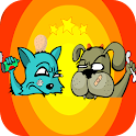 Cat Vs Dog War icon