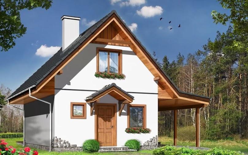 Domy do 70 m2 - zmiany w prawie budowlanym