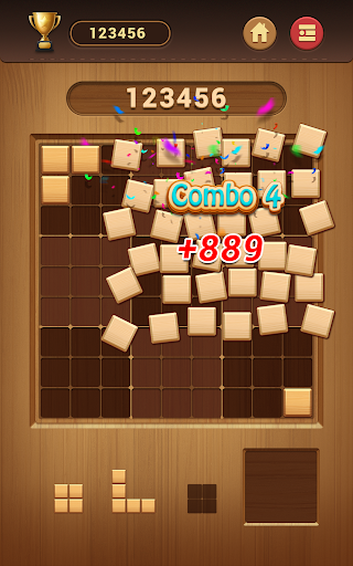 Wood Blockudoku Puzzle - Free Sudoku Block Game moddedcrack screenshots 13