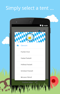 Wiesn FindMe- screenshot thumbnail