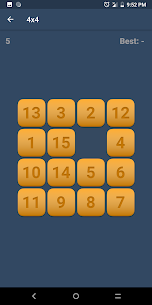 Puzzle 15 12.3 Mod + Data for Android 2