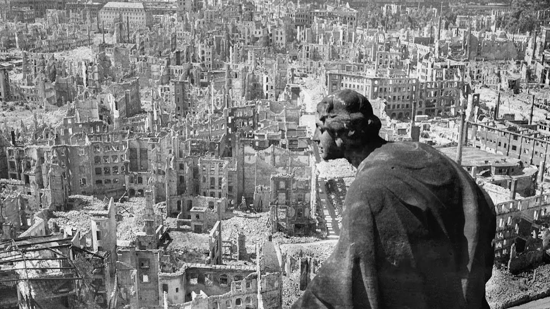 Watch Bombing War: From Guernica to Hiroshima live*