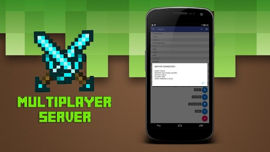 Multiplayer for Minecraft PE 2.5