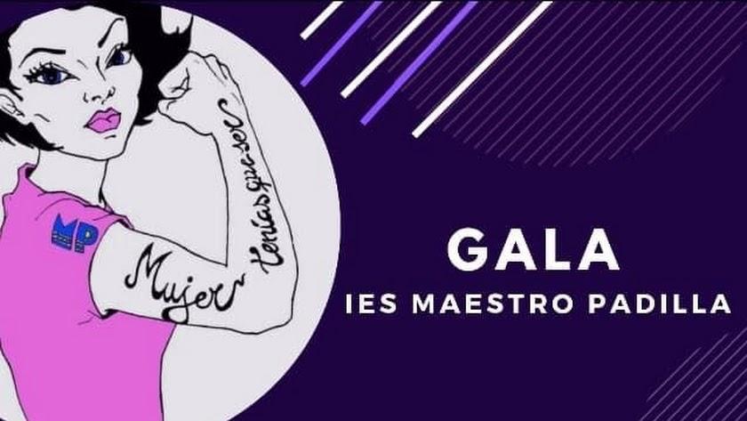 Detalle del cartel de la gala de este miércoles.