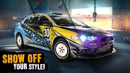Asphalt Xtreme: Rally Racing APK screenshot thumbnail 5