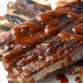 Mmm Mmm Good Pork Spareribs.
