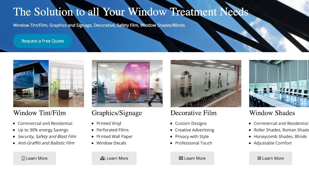 Shaded Glass Window Tinting And Films Window Tinting Services In The Ogden Utah Area