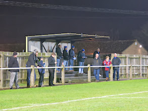 Photo: 25/02/14 v AFC Rushden & Diamonds (United Counties League Premier Division) 0-0 - contributed by Leon Gladwell
