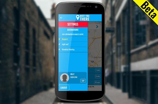 Meet You There (Beta)|玩旅遊App免費|玩APPs