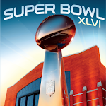 Super Bowl XLVI Game Program Icon