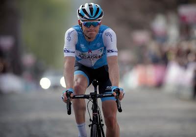 Tour d'Autriche: l'étape pour Jannik Steimle, Ben Hermans toujours leader
