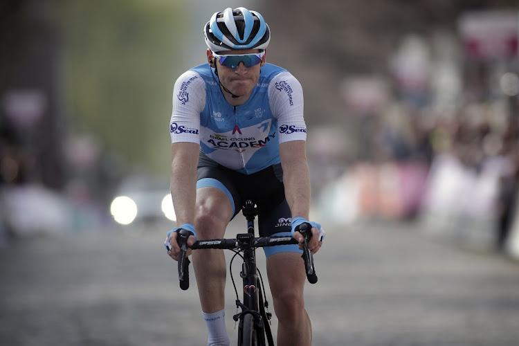 Ben Hermans remporte le Tour de l'Utah
