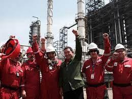 A 14 años de la derrota del sabotaje petrolero nace una Pdvsa indestructible | YVKE Mundial