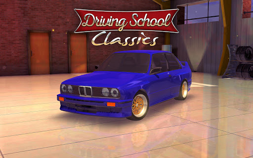 Driving School Classics  captures d'écran 1
