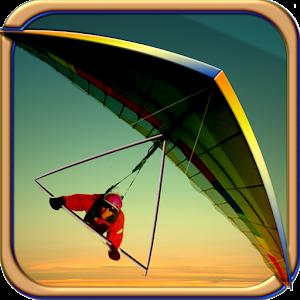 Real Hang Gliding : Free Game