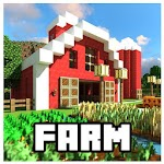 Farm maps for MCPE Icon